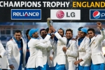 Britain ICC Trophy England India Cricket