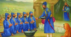 The Five Beloved of Sikh History