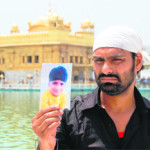 Child kidnapped from Golden Temple complex