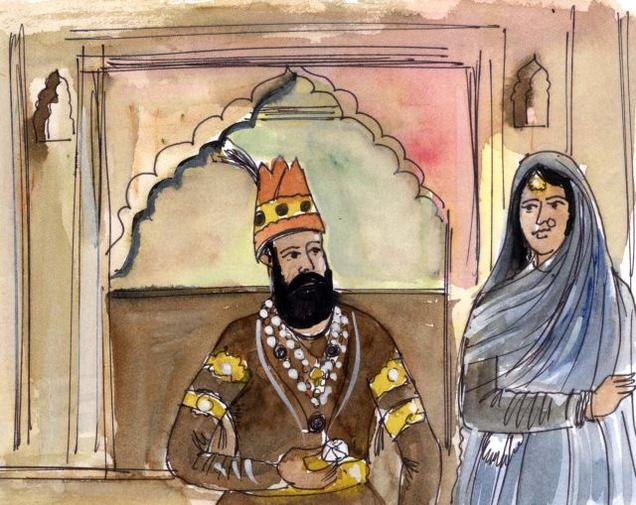 From a king's turban to a queen's crown, R.V. Smith traces the tumultuous journey of the good old Kohinoor.
