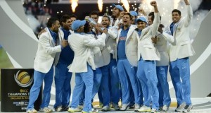 ICC Champions Trophy : India beats England to lift Champions Trophy 2013