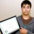 Teen (Harnoor Gill) named an Eco-Hero