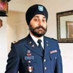Sikh makes US army bend on turban