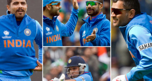 Superb Dhoni wins Tri Nation series for India