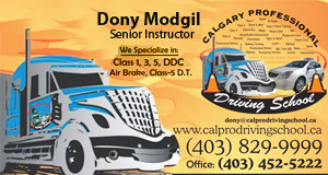 Calgary Professional Driving School