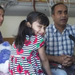 Surrey girl youngest in the world to have special artificial heart put in her chest