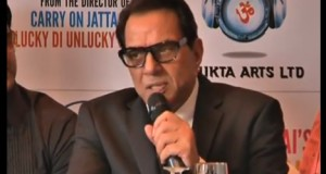 Dharmendra to Play double role in Punjabi film 'Double Di Trouble'