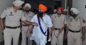 Balwant Singh Rajoana looks to field his candidate in general elections