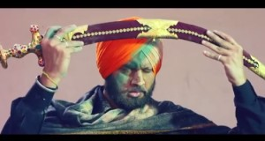 'Kirpaan -The Sword of Honour' is a new Punjabi film starring Roshan Prince