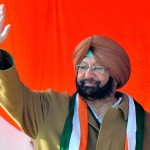 Amarinder accuses BJP of 'double standards'
