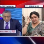 Kejriwal cannot take on Modi, he only wants to make a noise: Kirron Kher