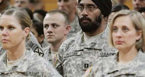 Sikhs in US army: India welcomes lawmakers' backing