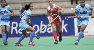 Indian women beat Ireland 3-1