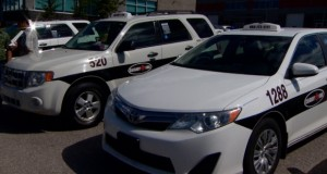 Fleet of new taxis take to Calgary streets