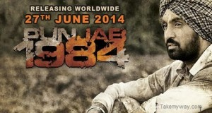 "Punjabi Film ""Punjab 1984"" to be Released Worldwide on June 27"