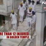 Over 12 Injured as Two Groups Clash Inside Golden Temple Premises