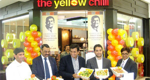 Celebrity chef Sanjeev Kapoor's The Yellow Chilli to open 25 new outlets by 2015