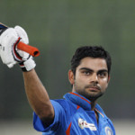 Indian Cricket Star as a teenager on Trans World Sport – Virat Kohli